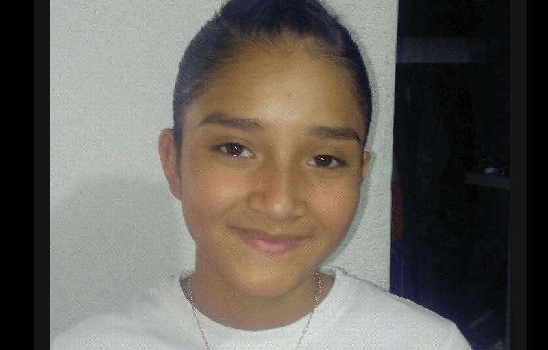 Se busca a Karla Edith García Tejeda de 14 años de edad, desapareció en Pachuca