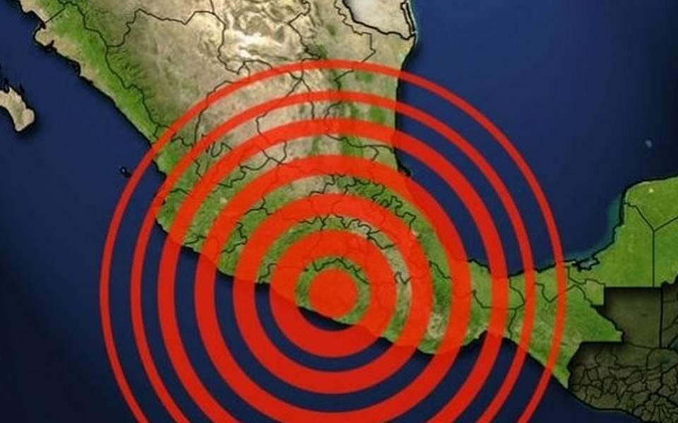 Se registra sismo en la Ciudad de México