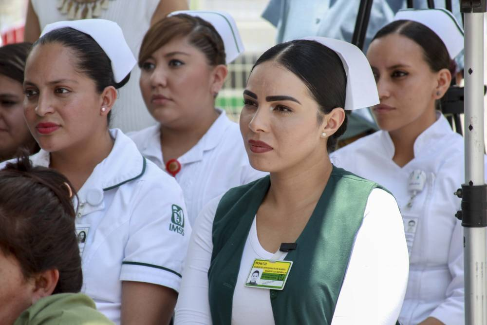 ¿Eres enfermera y buscas empleo? Trabaja en Alemania y gana 40 mil pesos al mes
