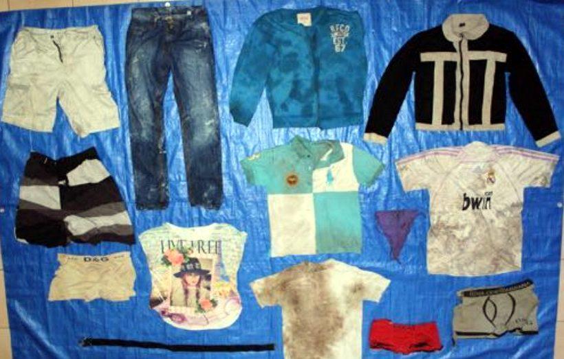 Difunden prendas de fosas en Veracruz