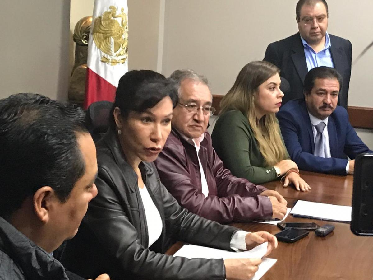 Morena presidirá la Junta de Gobierno del Congreso de Hidalgo el primer año