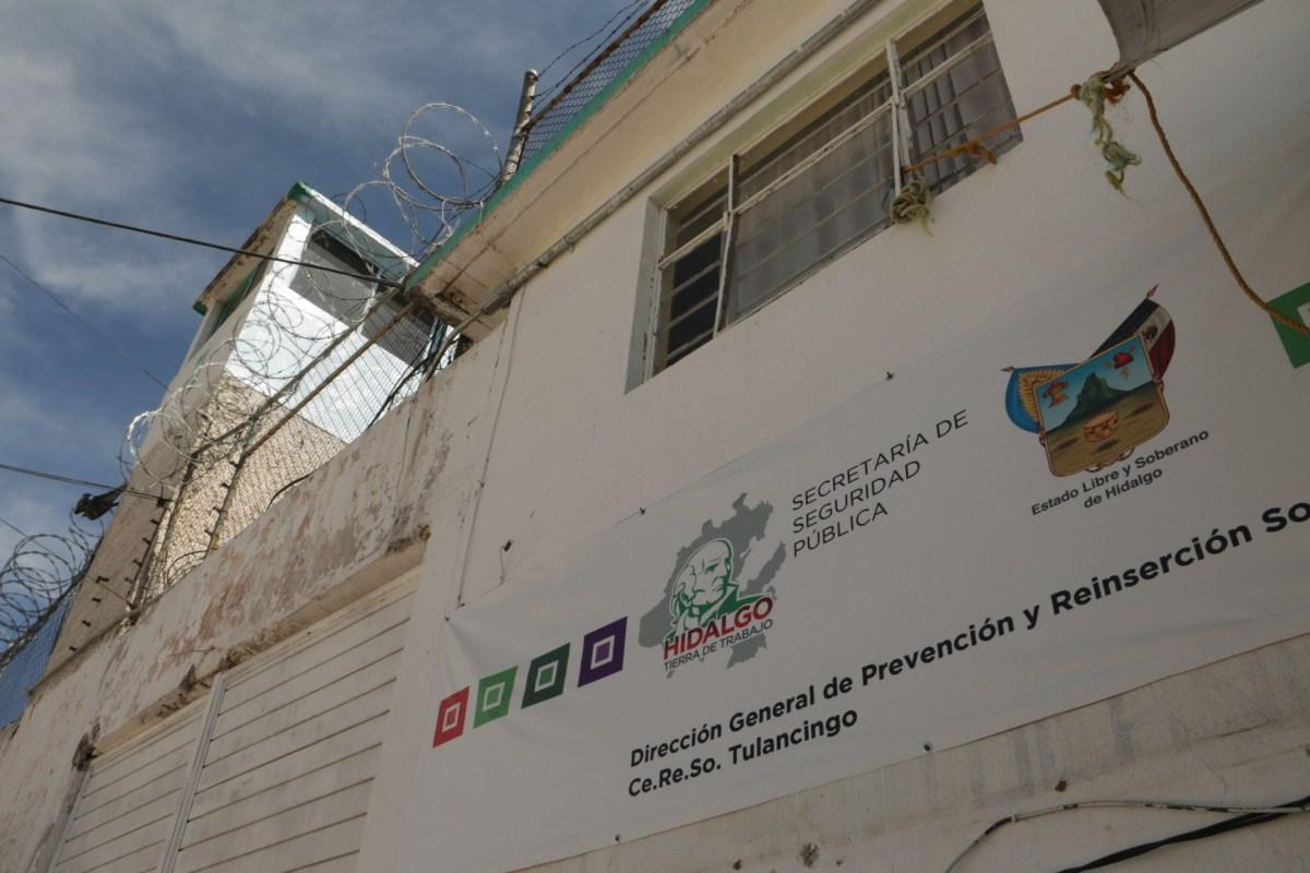 Sufre agresión tras visita conyugal en el Cereso de Tulancingo