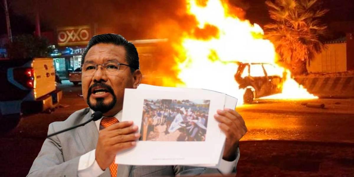 Procuraduría de Hidalgo solicitó el desafuero de Charrez ante la Cámara de Diputados