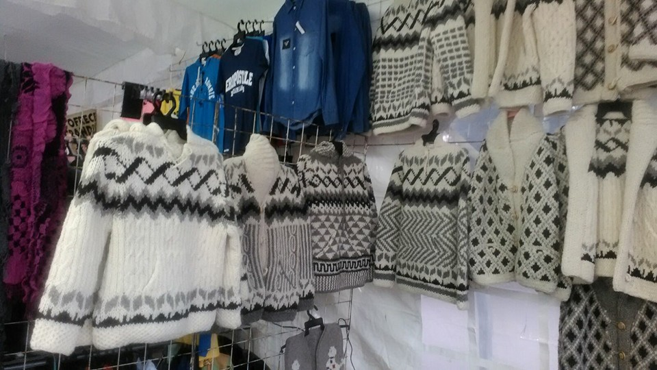 Alistan la quinta Feria del Suéter en Tulancingo