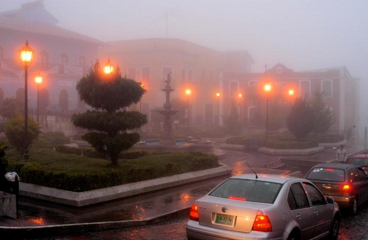 Desde la noche de este lunes se esperan temperaturas de -8 grados en Hidalgo