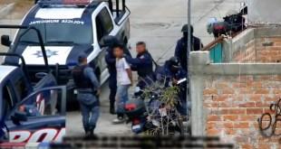 Así detuvieron a dos asaltantes en Pachuca