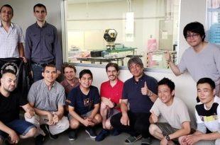 Jóvenes mexicanos participaron en el desarrollo de satélite japonés