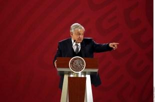 Urge López Obrador a Congreso aprobar la creación de la Guardia Nacional
