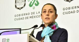 Fueron retirados mil 400 escoltas asignados a políticos: Claudia Sheinbaum