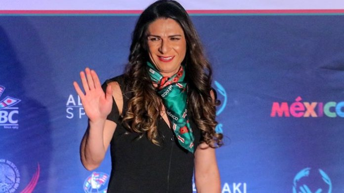 Ana Guevara se convierte en la primera mujer en dirigir la Conade