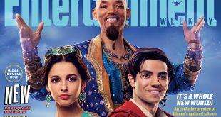 La próxima cinta Aladdin estrenó sus primeras imágenes oficiales