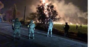 Se incendiaron en 3 años 6 ordeñas y detectaron 70 tomas desde 2016 en Tlahuelilpan