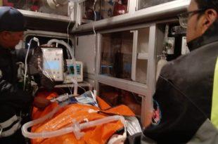Hospitales de Hidalgo atienden a 23 lesionados por la explosión