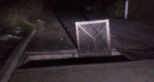 Instan a cerrar coladeras que están abiertas desde octubre en Huejutla