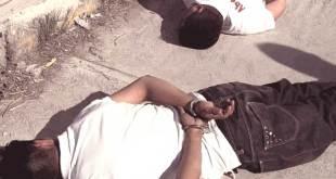 Destinen a 3 de Edomex por tratar de robar una gasolinera en Epazoyucan