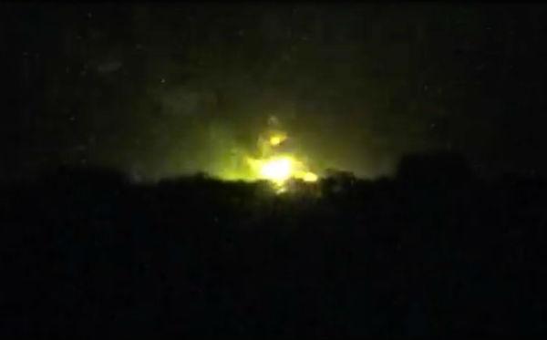 Reportan explosión en ducto de Pemex en Querétaro