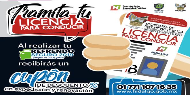 Qué Necesitas Para Tramitar Tu Licencia De Conducir En Hidalgo