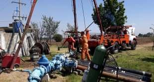 Por reparación, 15 mil personas no tendrán agua en Tulancingo
