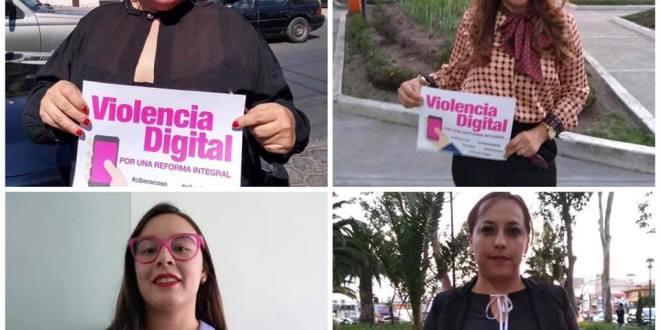 Buscan tipificar la violencia digital y acoso en internet, en Hidalgo