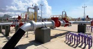 Temen baja producción de gas