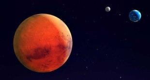 ¿Bombas nucleares para colonizar Marte?