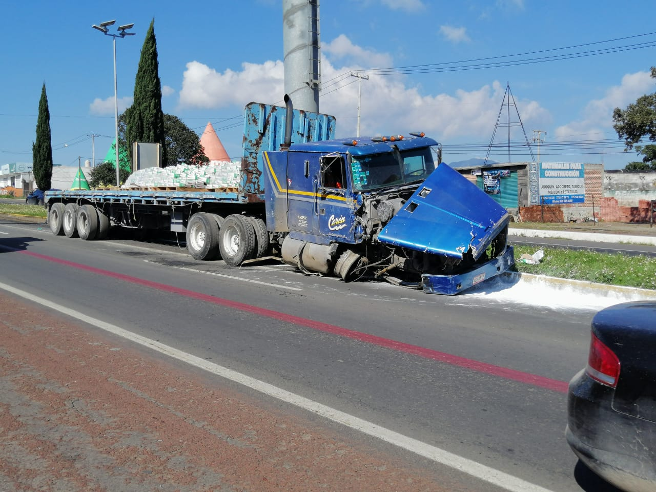 Desvía PF tráfico pesado por libramiento Pitula-San Alejo - Criterio Hidalgo