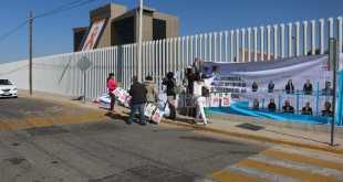 Por séptima ocasión, se manifiestan provida en el Congreso de Hidalgo