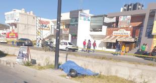 Muere motociclista tras chocar con poste en Paseos de Chavarría