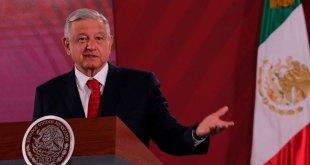 Obrador pidió a los partidos rectificar recortes