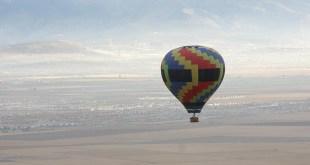 Hoy reactivarán los vuelos en globo aerostático en Hidalgo