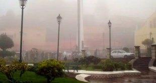Bajas temperaturas para el estado de Hidalgo