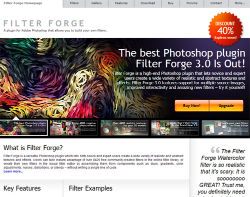 Filter Forge 3
