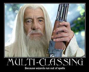 Multi-Classing