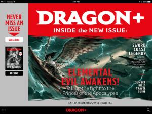 Dragon+ App