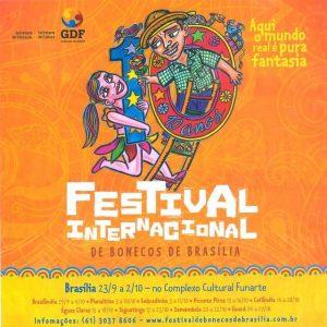 Festival Internacional de Bonecos de Brasilia