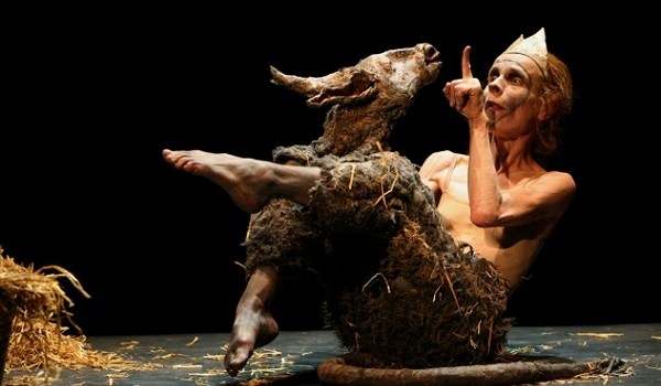Reconfiguring Being: Puppetry and Perspectives on Being Human Explored Through the Work of Ilka Schönbein