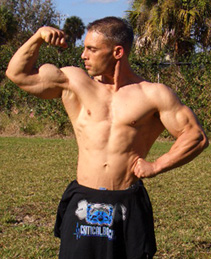 Testosterone builds muscle and increases libido...