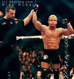 Interview With Ufc S Sean Sherk The Muscle Shark