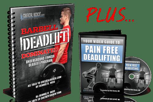 Deadlift bonus