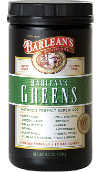 Barlean S Organic Oil Products
