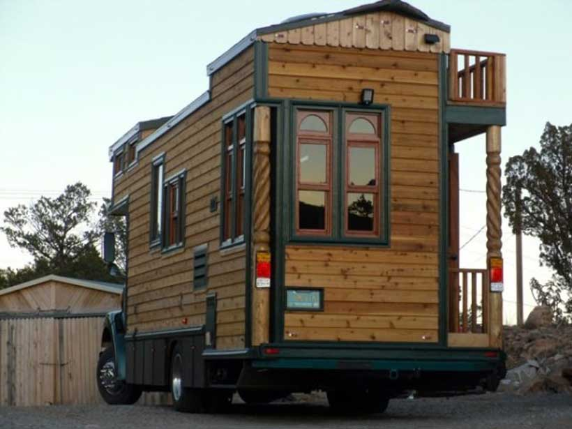 16 Types Of Tiny Mobile Homes  Which Nomadic Living Space Would You Choose  Critical Cactus