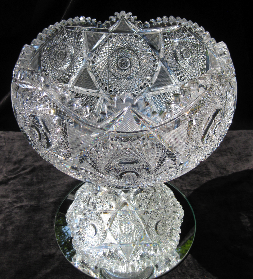 Staggering J Hoare Globe Punch Bowl  SOLD  Items Sold