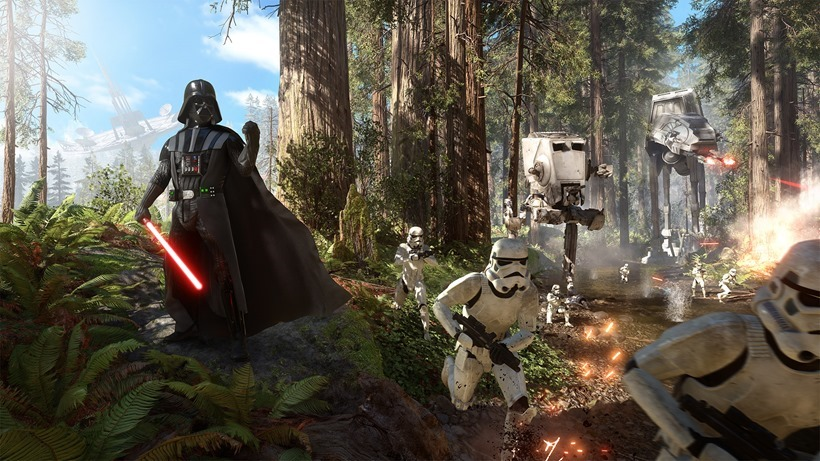 EA has a force choke hold on profits for next year