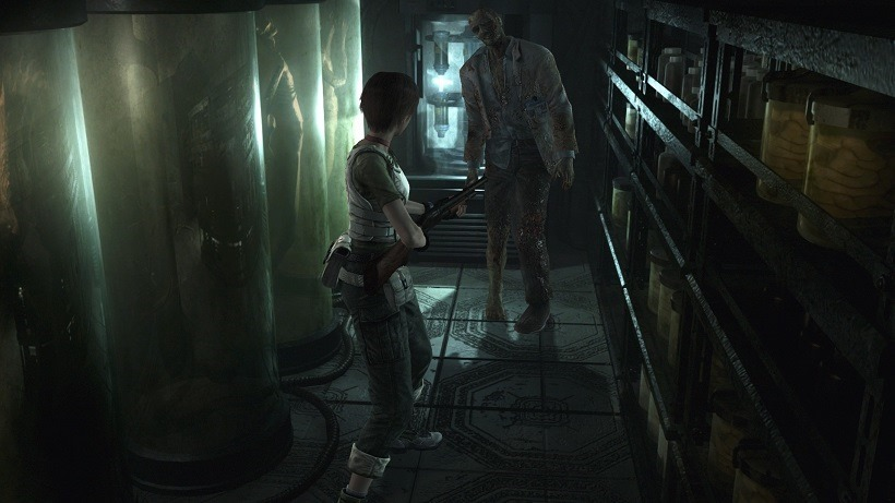 Resident Evil 0 HD Remaster review