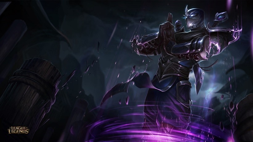 Shen League of Legends header