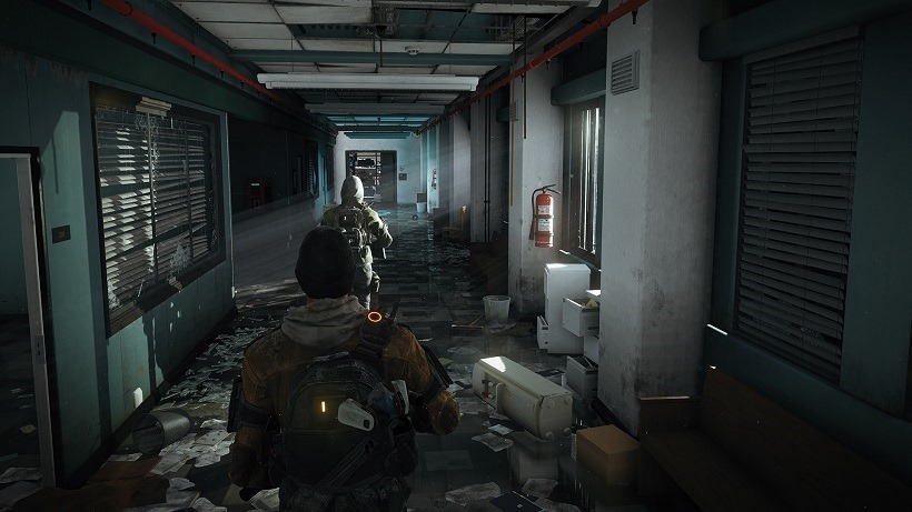 The Division Beta impresions 6