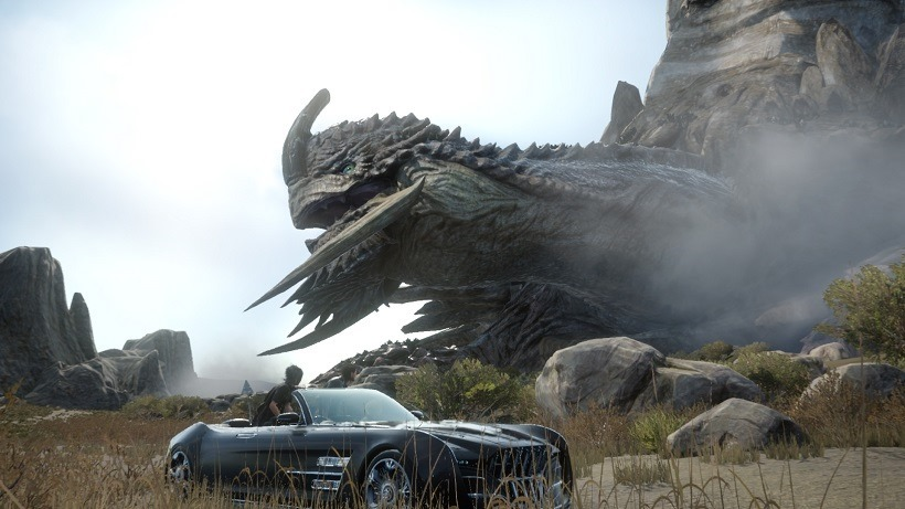 FInal Fantasy XV isn't traditional open-world