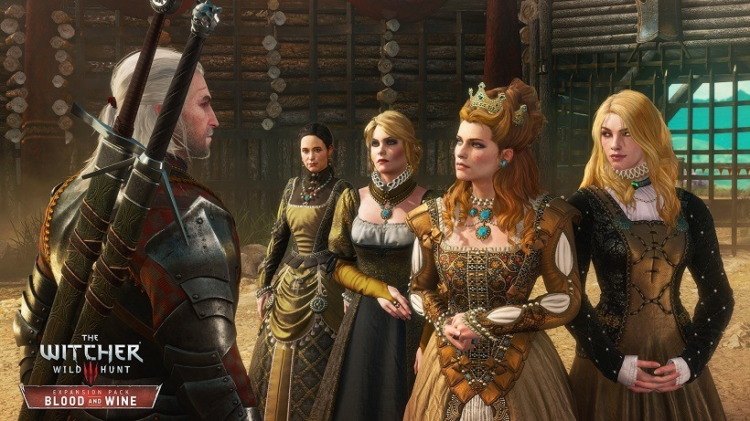 The Witcher 3 Blood and Wine revealed in new screenshots