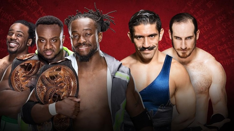 Extreme Rules (5)