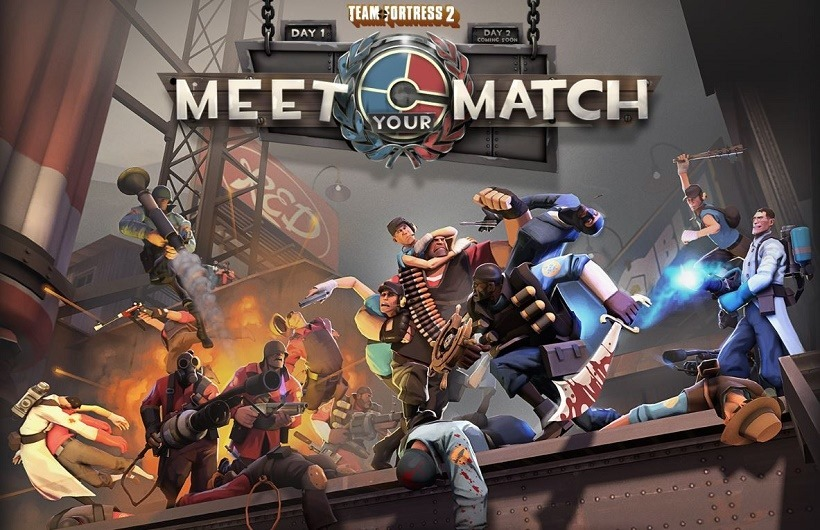 Meet your Match Team Fortress 2 feature